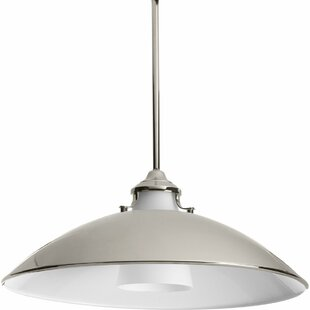 Latitude Run Haner 1-Light Pendant