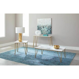 Baggs 3 Piece Coffee Table Set