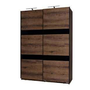 Rundell 2 Door Sliding Wardrobe By 17 Stories