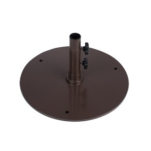April 50 lb Steel Free Standing Umbrella Base