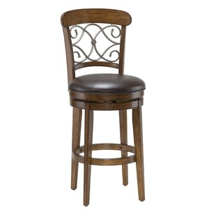 Bergamo 30 Swivel Bar Stool Hillsdale Furniture