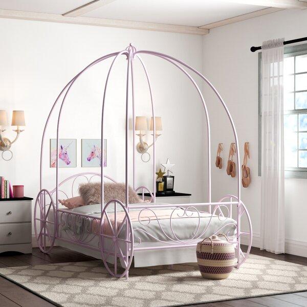 Kids Carriage Bed Wayfair
