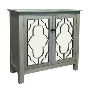 Erico 2 Door Accent Cabinet by One Allium Way