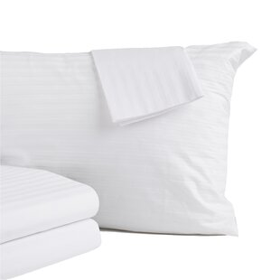 Premium Zippered Allergy Pillow Protectors (Set of 2)