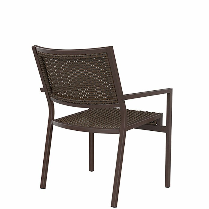 Price Check Cabana Club Stacking Patio Dining Chair Set