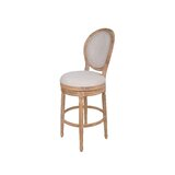 Bearden 30 Swivel Bar Stool by One Allium Way®