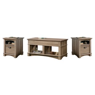 Pinellas 3 Piece Coffee Table Set