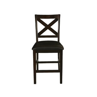 Dacosta Solid Wood Dining Chair (Set of 2) Winston Porter