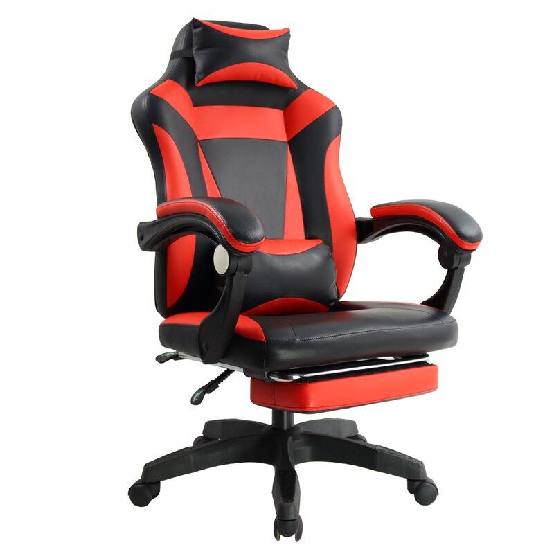 Inbox Zero Ergonomic Gaming Chair for E-Sport Computer PC & Racing