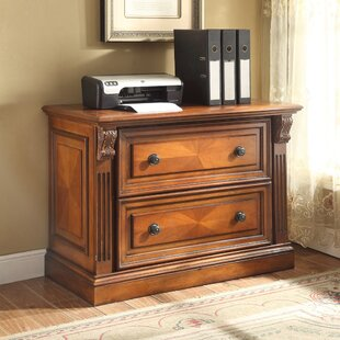 Darby Home Co Glastonbury 2-Drawer Latera..
