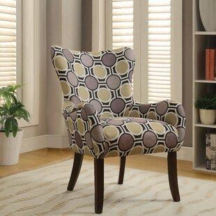 Ebern Designs DAguiar Modish Armchair