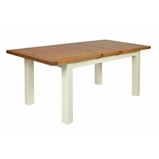 Belmoor Extendable Dining Table by Breakwater Bay