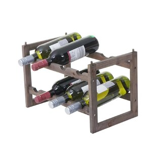 Aquinnah 8 Bottle Wine Bottle Rack By Alpen Home