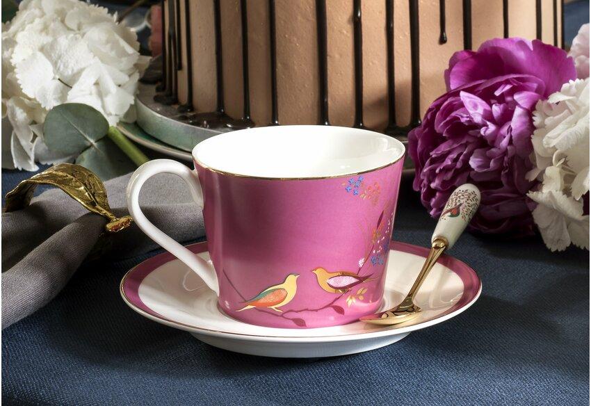 Akiva Coffee Flower Cupping Spoon Matte Purple