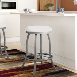 Totowa 26 Swivel Bar Stool Latitude Run