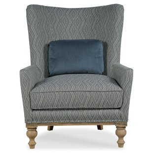 Bennett Wingback Chair by Fairfield Chair
