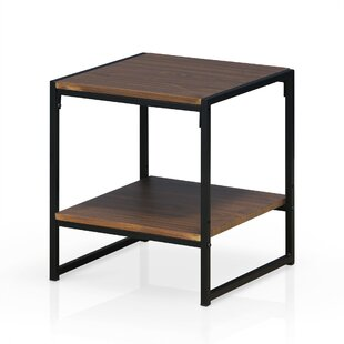 Wrought Studio Andresen Modern 2-Tier End Table