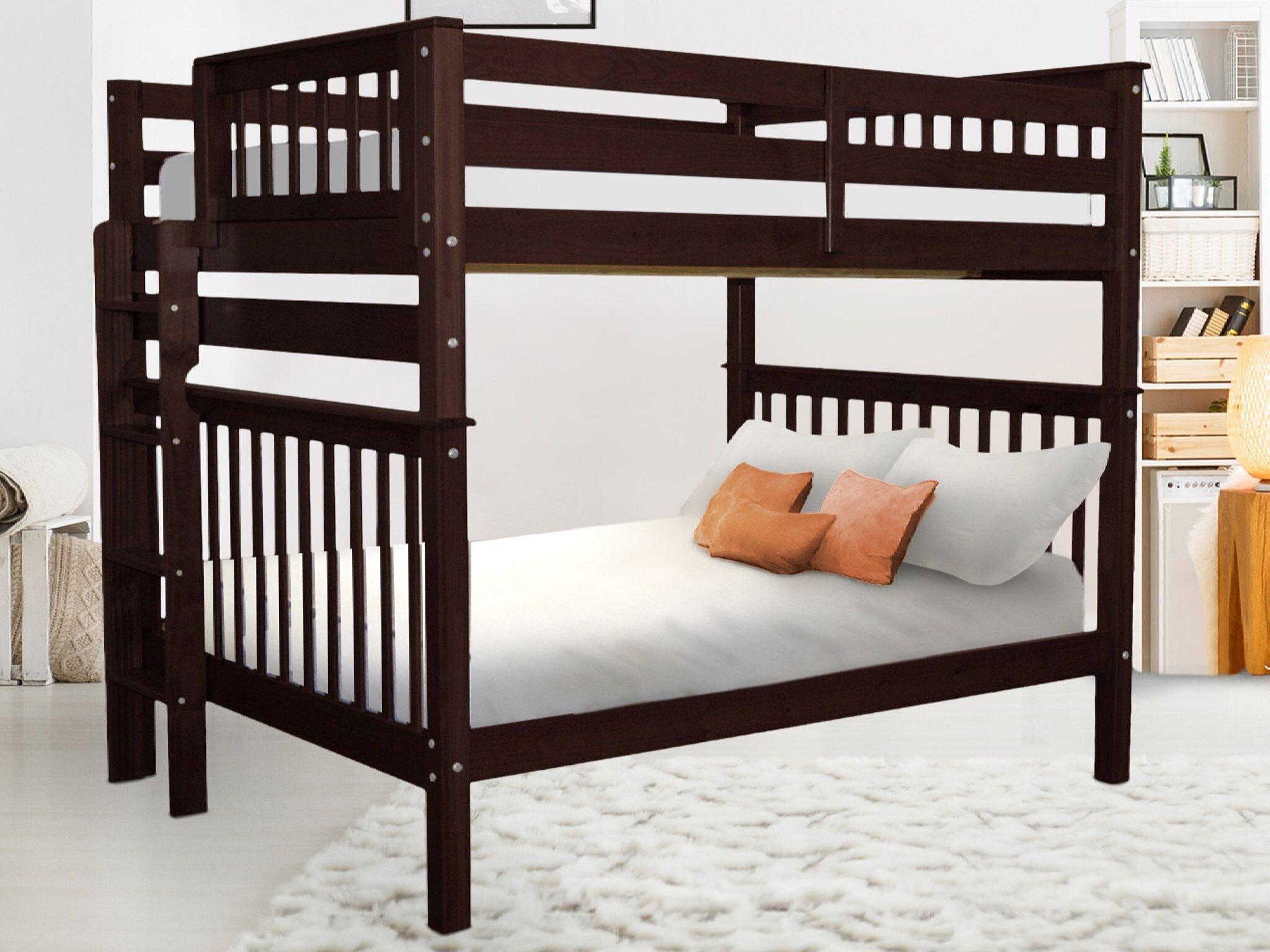 Full Over Full Bunk Beds Wayfair
