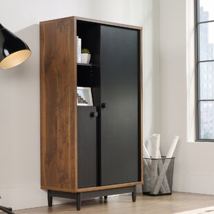 Wood Office Storage Cabinets Youll Love Wayfair