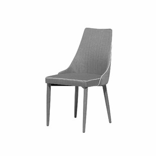 Review Fedor Upholstered Dining Chair (Set Of 2)