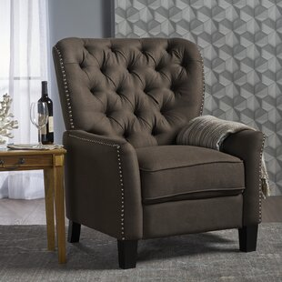 Richter Manual Recliner by Charlton Home