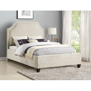 Lindsy Upholstered Panel Bed by Darby Home Co