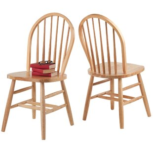 Sledmere Solid Wood Dining Chair (Set of 2)