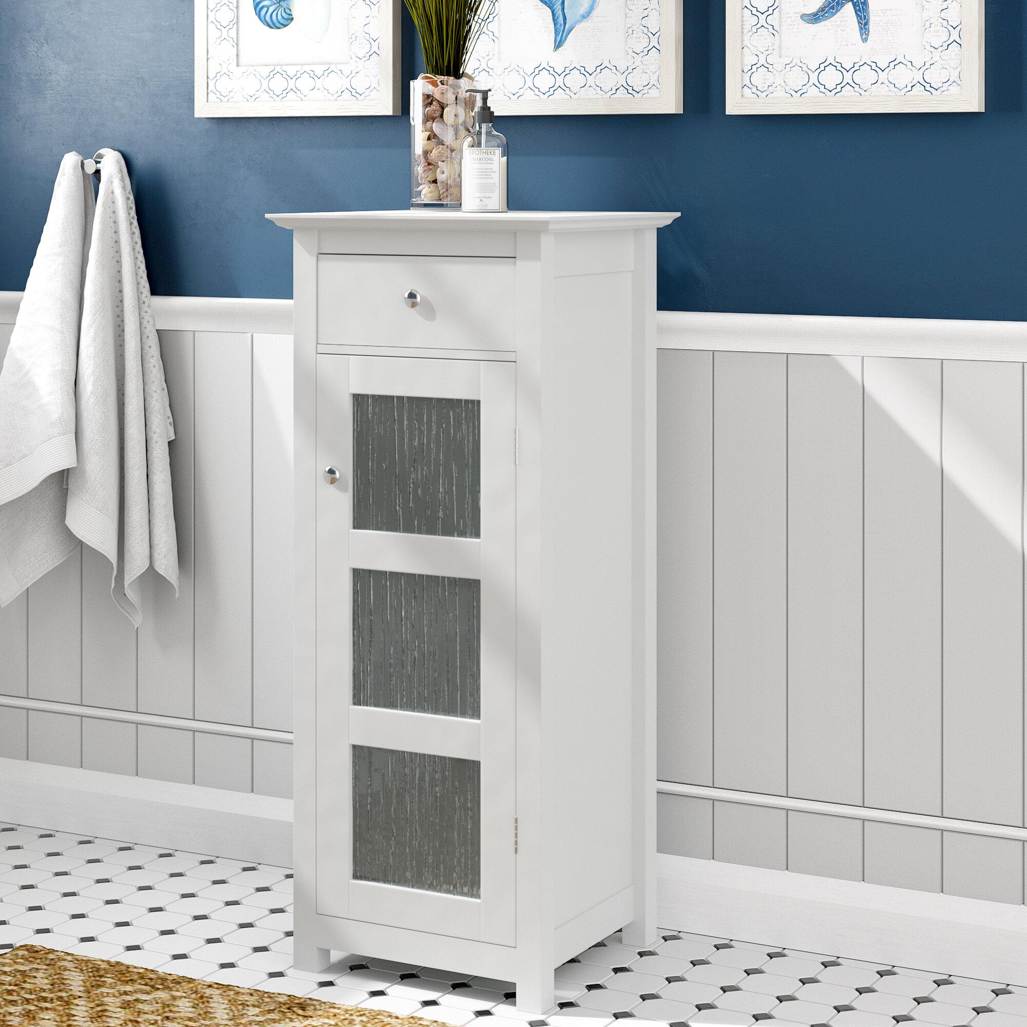 Freestanding Bathroom Cabinets  Wayfair