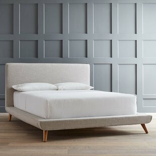 Mercury Row Valle Upholstered Platform Bed