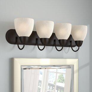 Jefferson 4-Light Vanity Light by Charlton Home