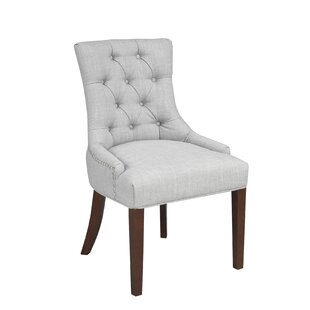 House of Hampton Lamp Tufted Side Chair