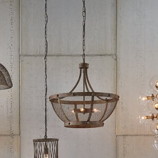 Mease 6-Light Empire Chandelier by Williston Forge
