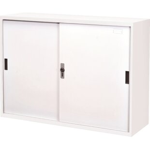 34.6 Steel Doors with Lock Storage Cabinet