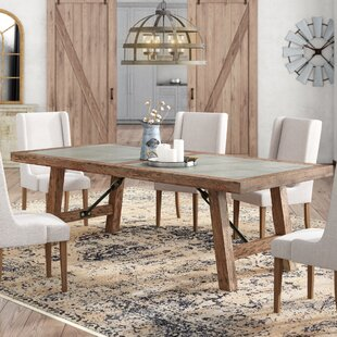 Exmoor Dining Table by Three Posts Best Choices