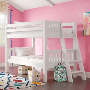 Isabelle Twin Over Twin Bunk Bed by Viv + Rae Discount