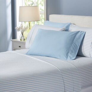Wayfair Basics™ Wayfair Basics Striped 6 Piece Sheet Set