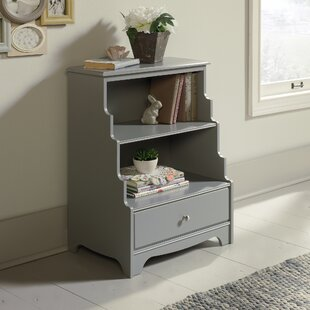 Bungalow Rose Wales Standard Bookcase