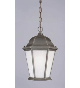 Westinghouse Lighting Mystic Bay 1-Light Outdoor Hanging Lantern