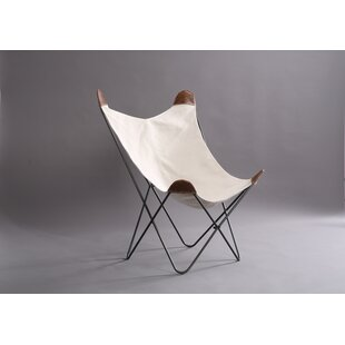 Kravitz Butterfly Lounge Chair by Union Rustic