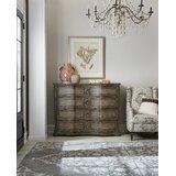 58 Wide 4 Drawer Sideboard by Hooker Furniture