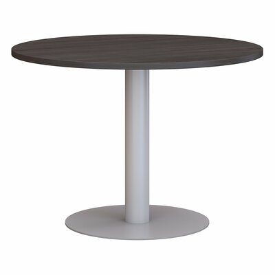Bush Business Furniture Circular Conference Table Top Finish: Storm Gray