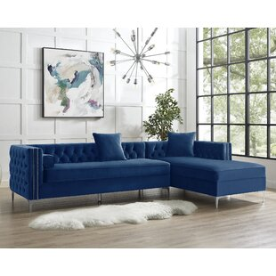 Kaufman Stationary Sectional