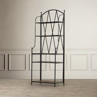Alcott Hill Barker Ridge Wrought Iron Baker's Rack