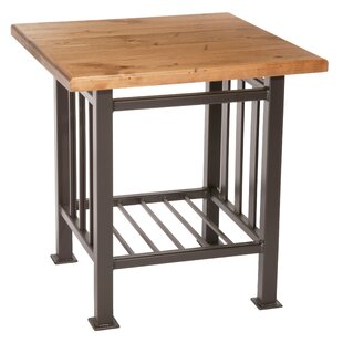 Millwood Pines Treece End Table