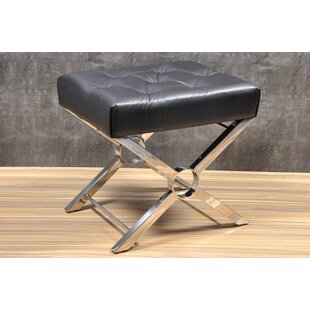 Suresh Accent Stool by Everly Quinn