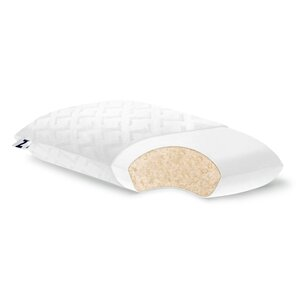 Shredded Talalay Latex Pillow by Malouf