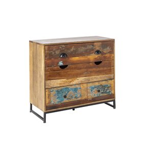 Zachary 3 Drawer Chest By Williston Forge