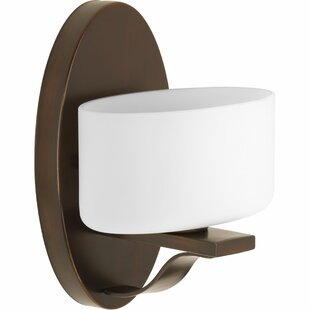 Backes 1-Light Bath Sconce by Ebern Designs