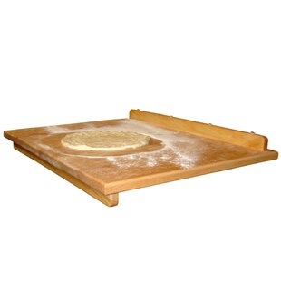 Maple Hardwood Reversible Cutting and Bread Board By Tableboards