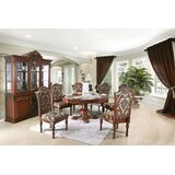 Chao 7 Piece Solid Wood Dining Set by Astoria Grand